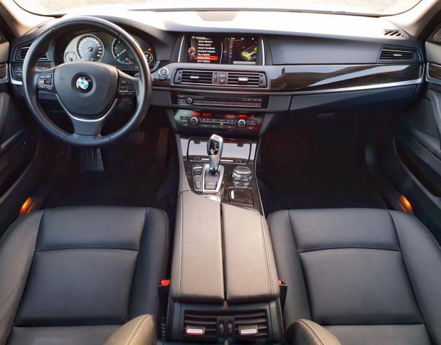 BMW 525 X-DRIVE 218 CP