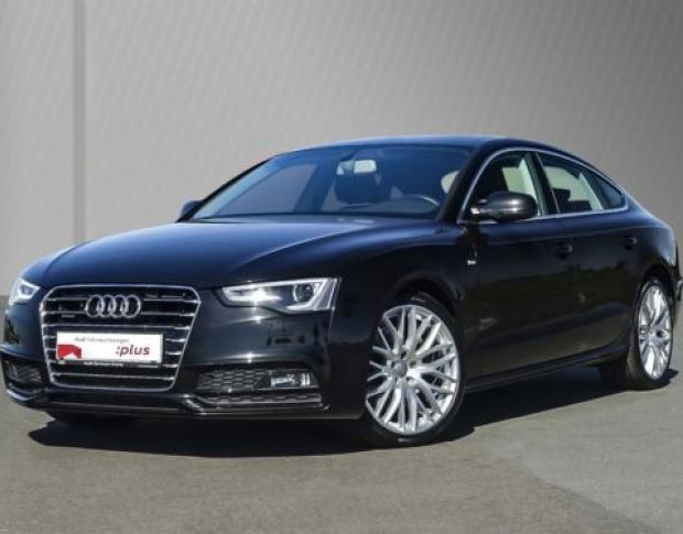 Audi A5 3.0 TDI Sportback quat. S-tronic S-line EUR6