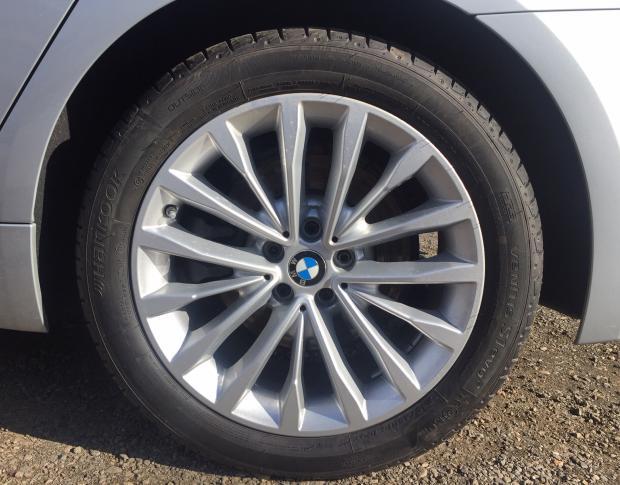 BMW 520d xDrive Limousine Luxury Line Head-Up HiFi