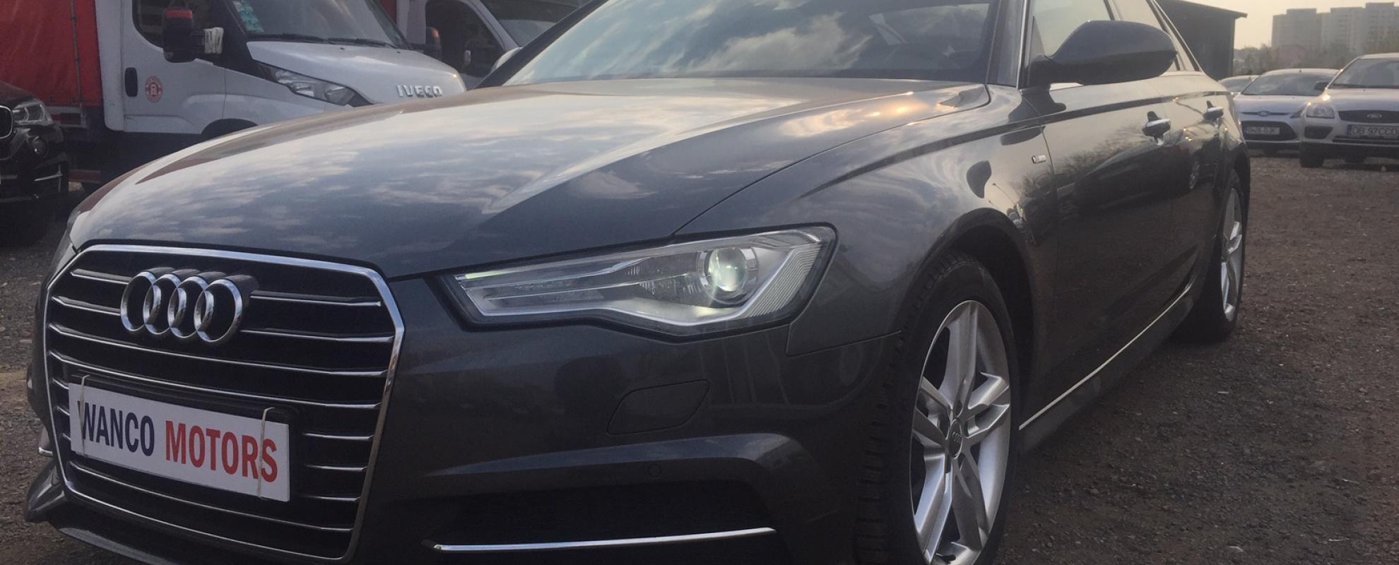 Audi A6 S line Sport / Plus