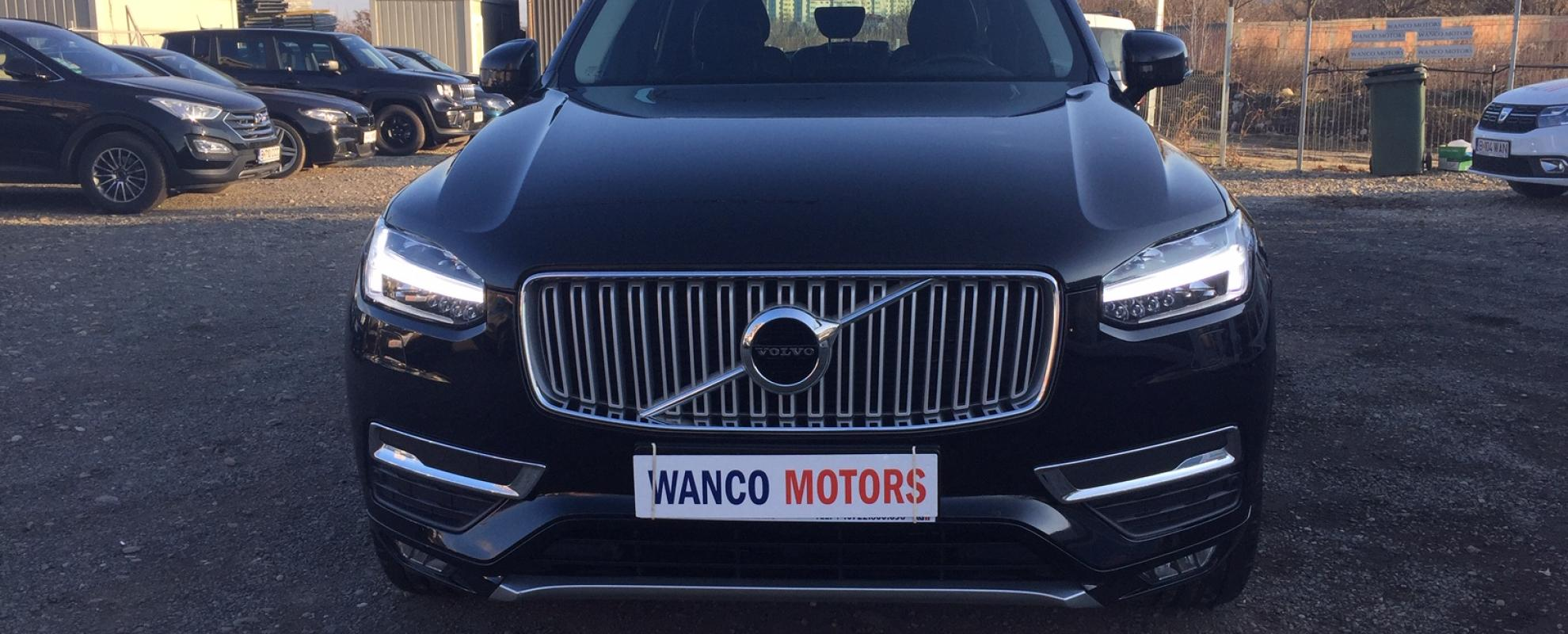 Volvo XC 90  Inscription