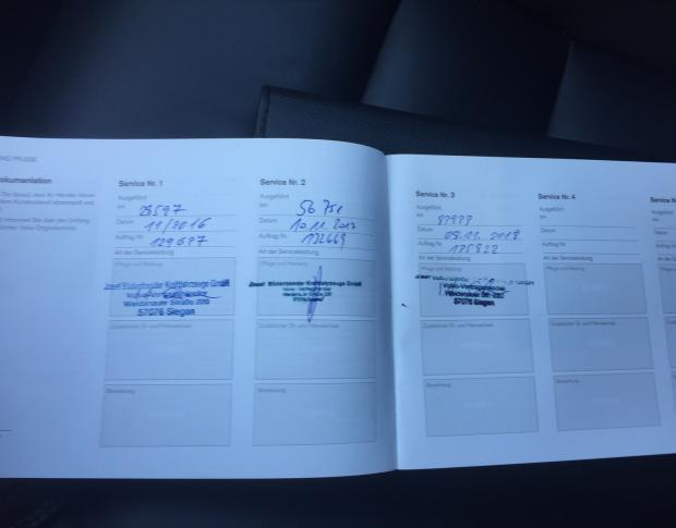 Volvo XC 90  Inscription