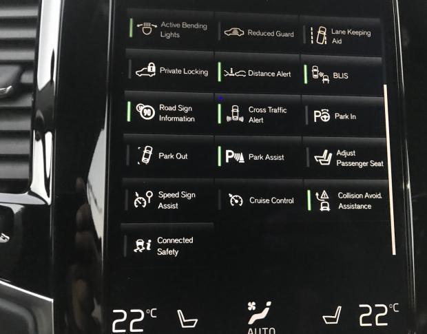 Volvo XC 90 D5 INSCRIPTION