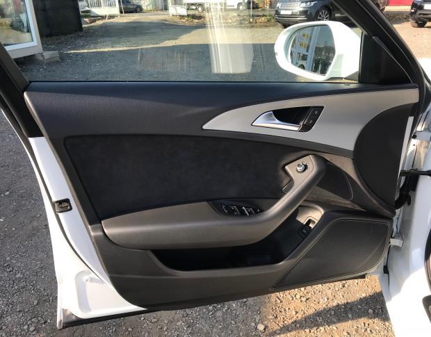 Audi A6 TDI 190CP