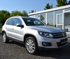 VW TIGUAN 2.0 TDI 4 MOTION